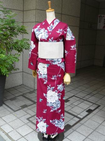 そしてゆめ 浴衣  ¥24,150