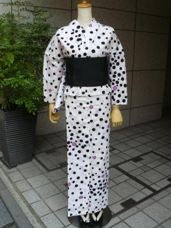 「SEIKO MATSUDA」 浴衣  ¥18,900