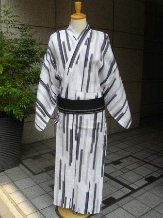 「照英×JAPAN STYLE」 浴衣  ¥24,990